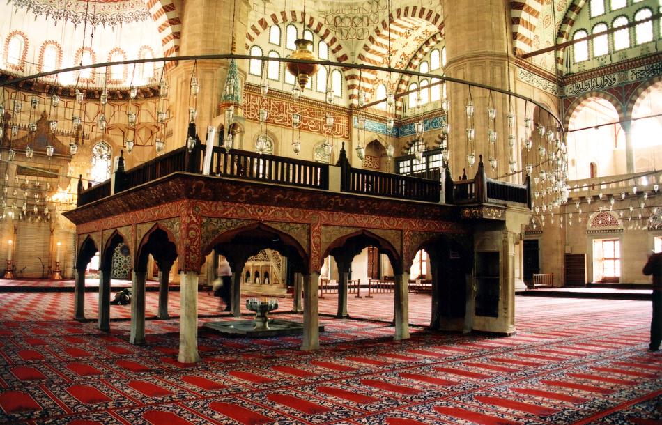 Selimiye Camii 8