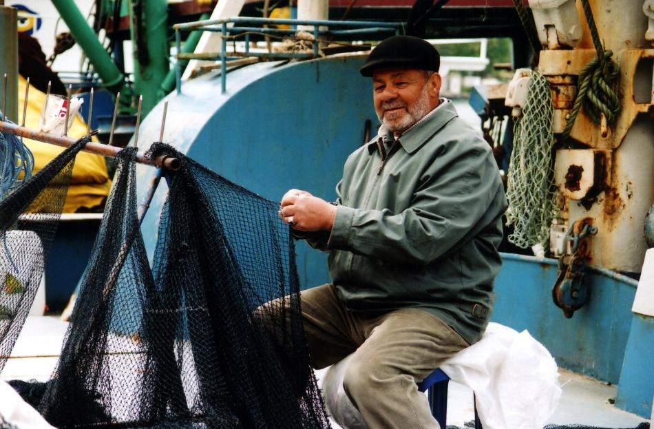 fisherman at Anadolu Kavagi 1