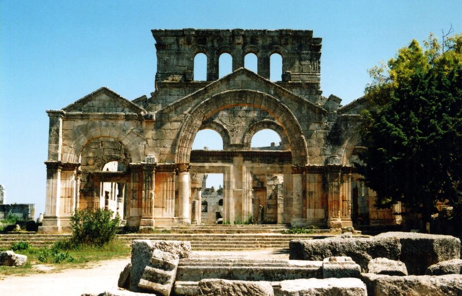 Qala'at Samaan 5