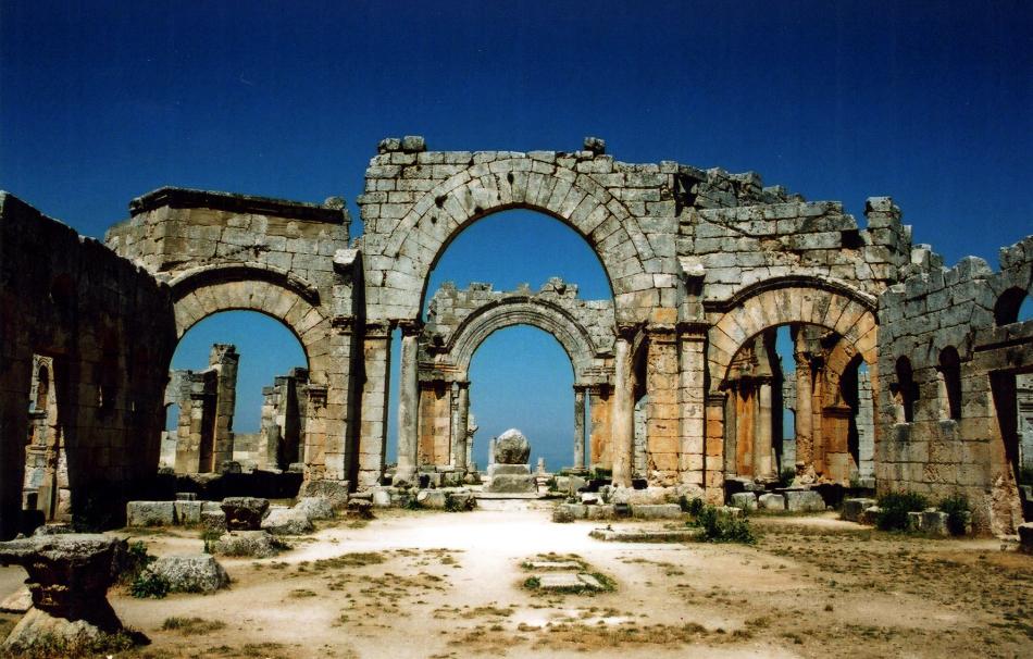Qala'at Samaan 9