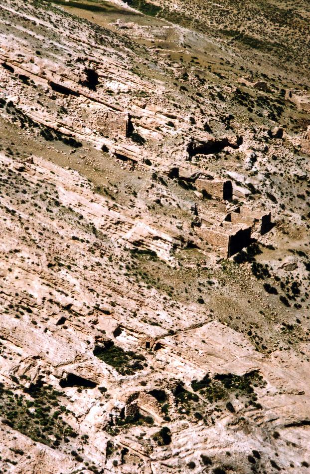 below Shobak Castle 5
