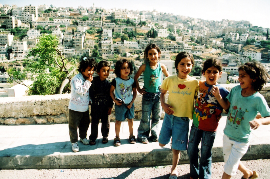 children on the hill 3