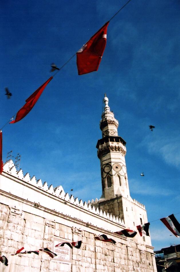 Omayyad Mosque 1