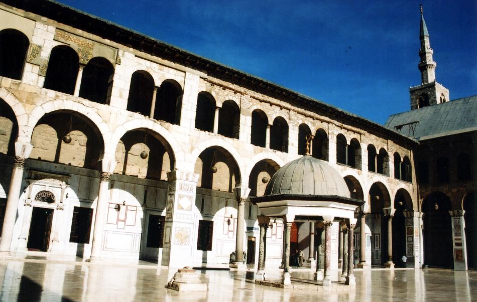 Omayyad Mosque 3