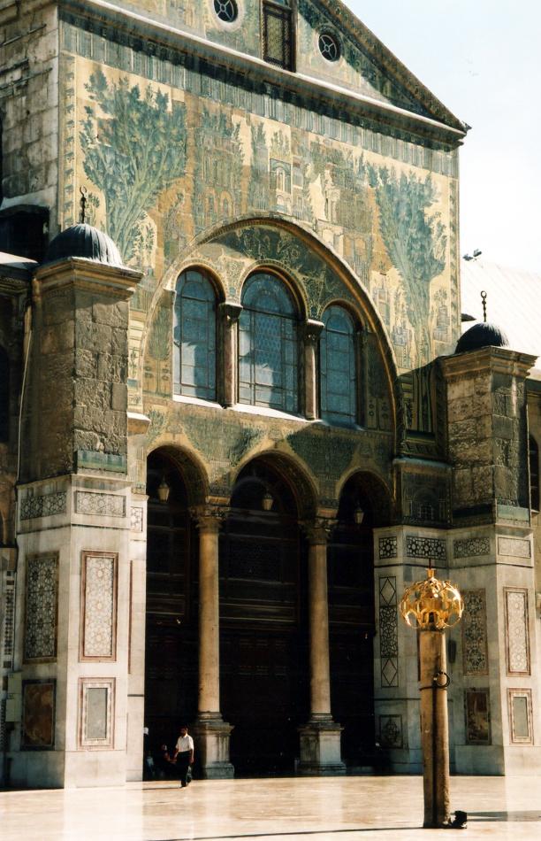 Omayyad Mosque 5