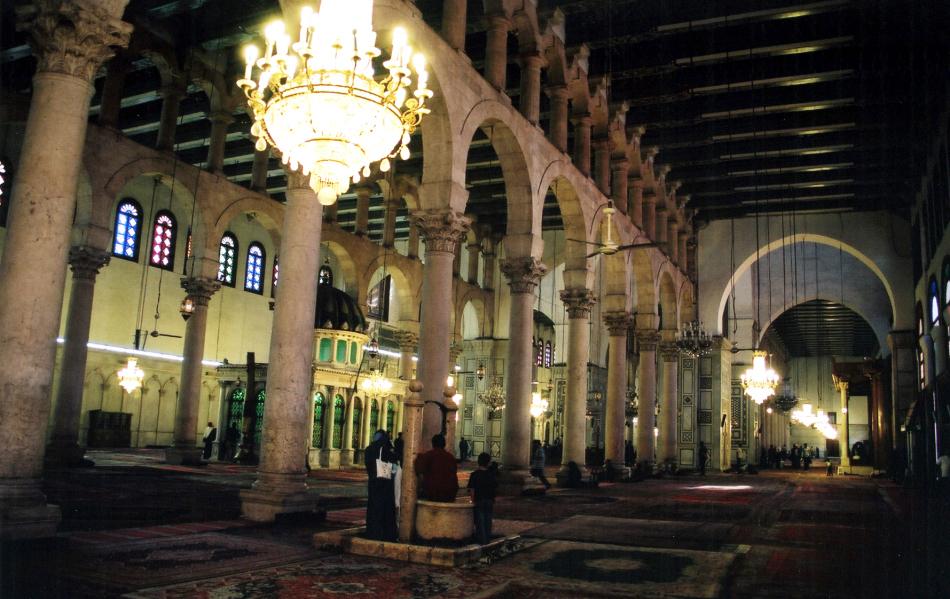 Omayyad Mosque 6