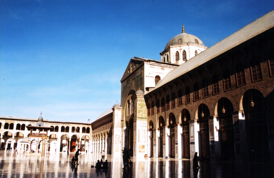 Omayyad Mosque 7