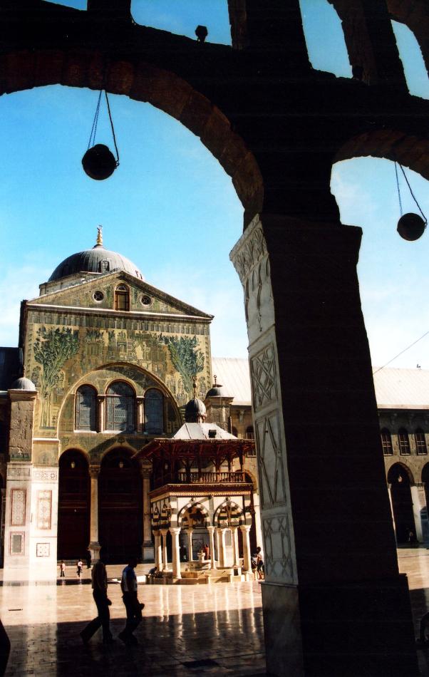 Omayyad Mosque 9