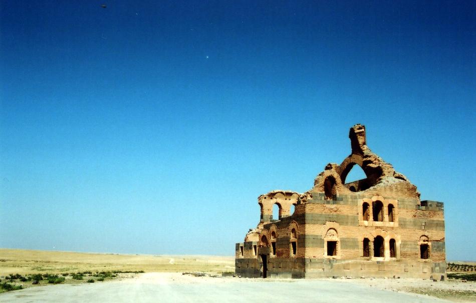 Qasr Ibn Wardan 2