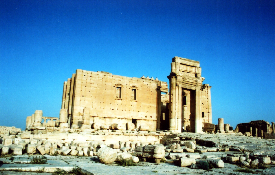 Temple of Bel 1