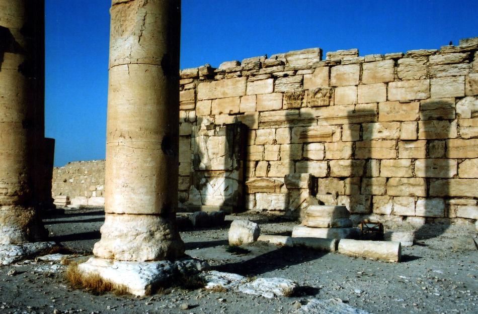 Temple of Bel 5